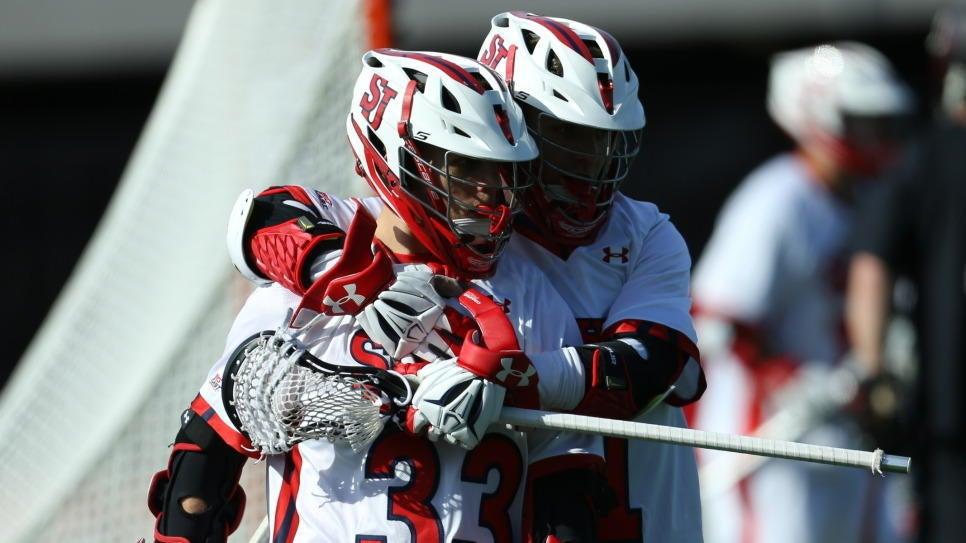 Lacrosse: Highlights: St. John's 16, High Point 11