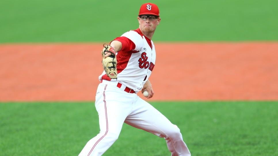Baseball: Highlights: St. John's 3, Butler 1