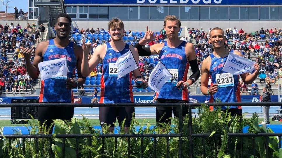 UTA Track & Field Ready For Sun Belt Championships