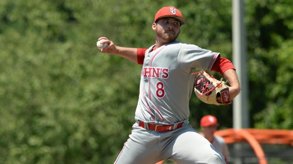 Baseball: NCAA Regional Press Conference: Vanderbilt 2, St. John's 0