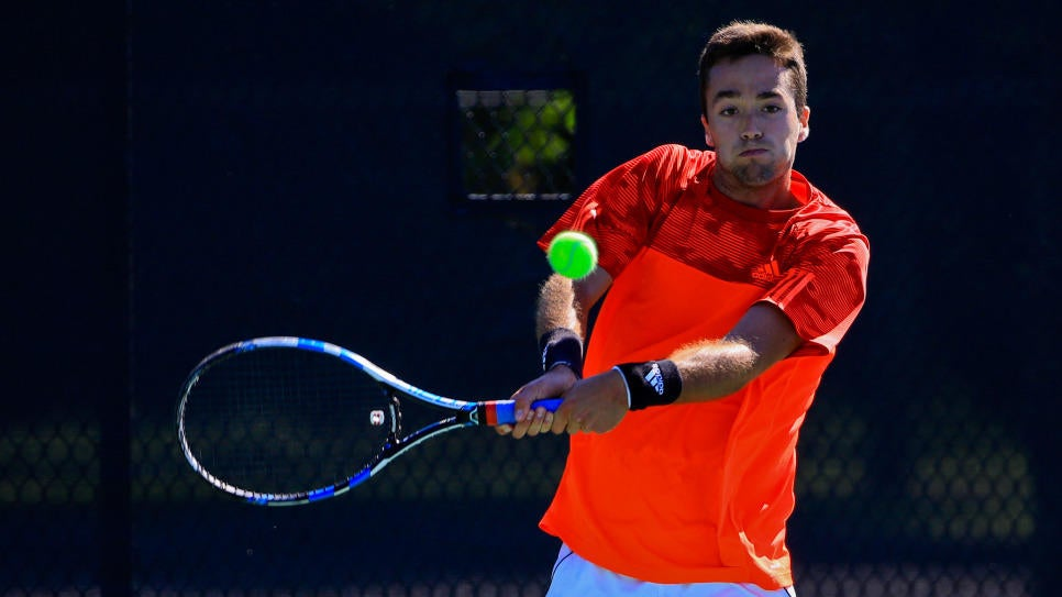 Former tennis student-athlete Daniel Armengol talks about his time at UTA.