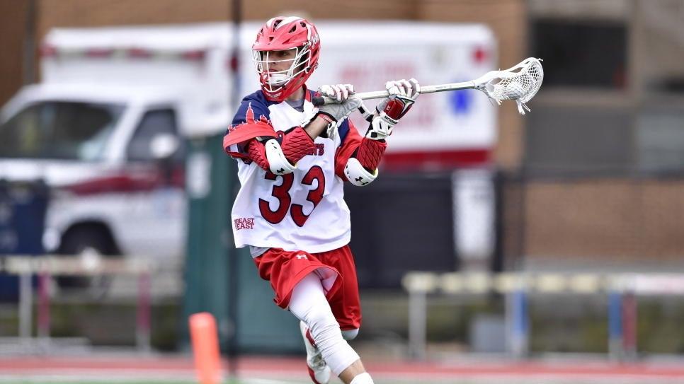Lacrosse: Highlights: St. John's 14, Hartford 12