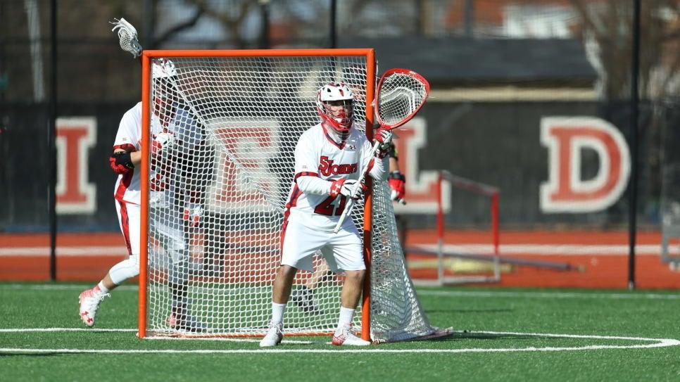 Lacrosse: Highlights: St. John's 14, Siena 7