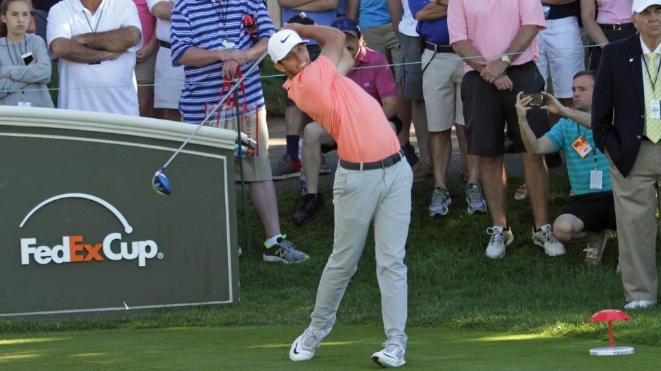 Zaback Plays in Travelers Championship