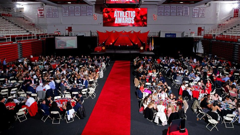 St. John's 72nd Annual Athletic Awards Celebration