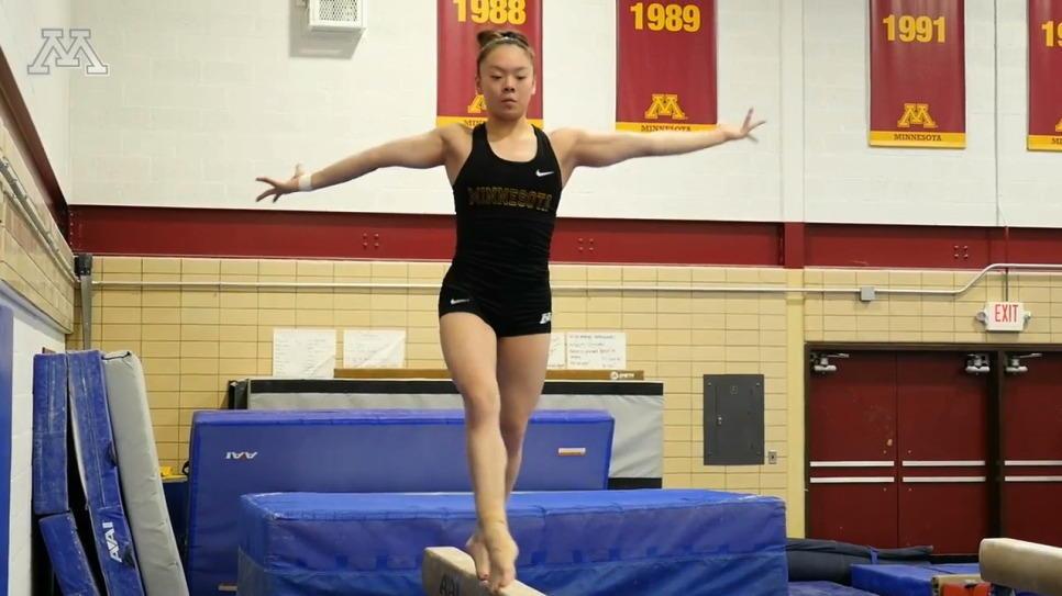 All-Around with Rachel Cutler - University of Minnesota