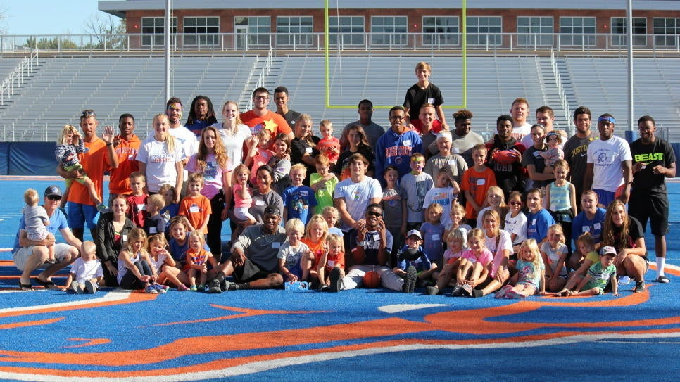 Broncos In The Community