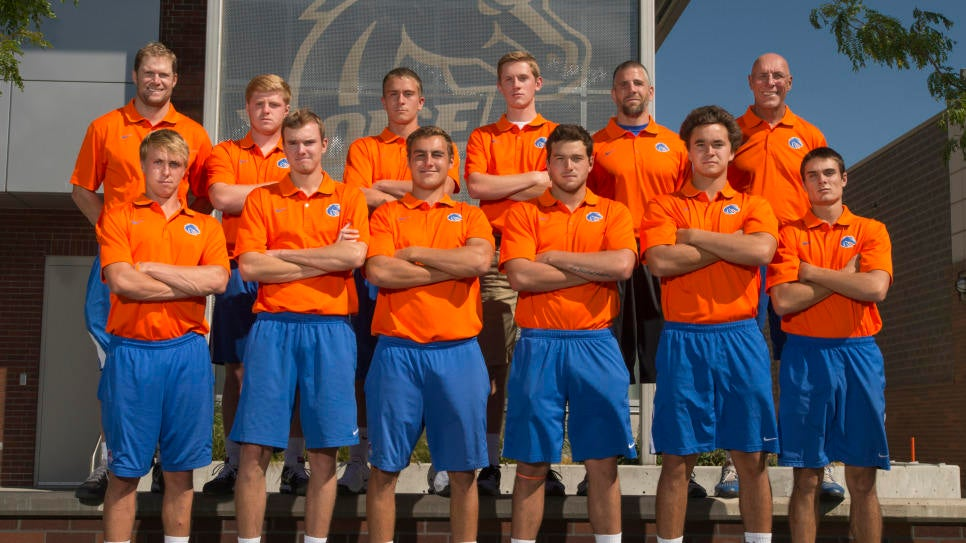 Bronco Weekly: Men's Tennis (Feb. 18)