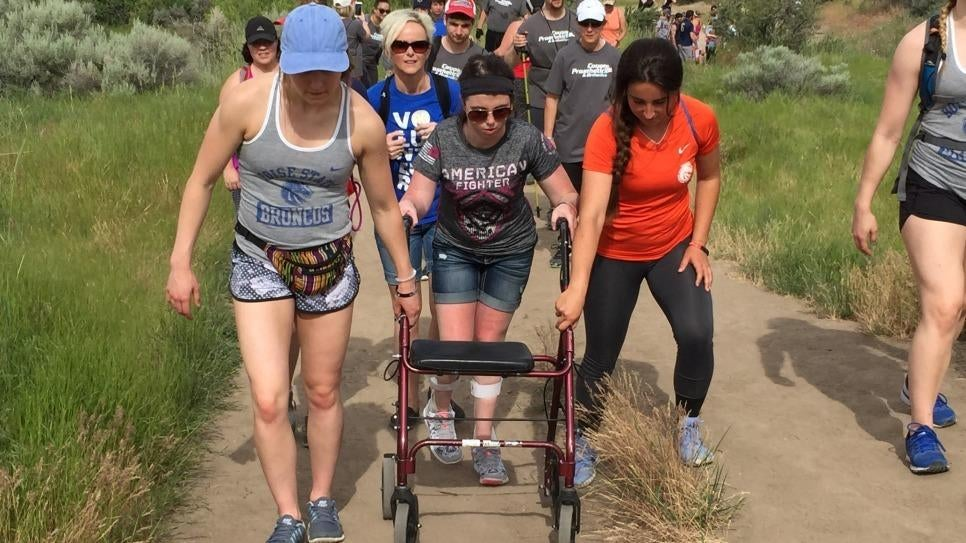Bronco Student-Athletes and LIMBitless