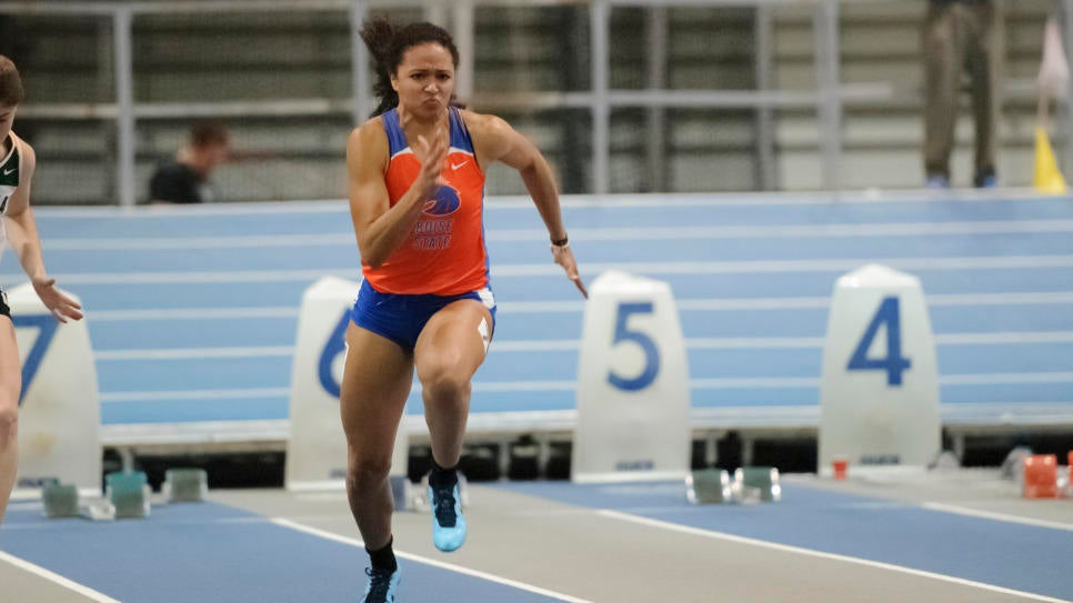 Bronco Weekly: Track & Field