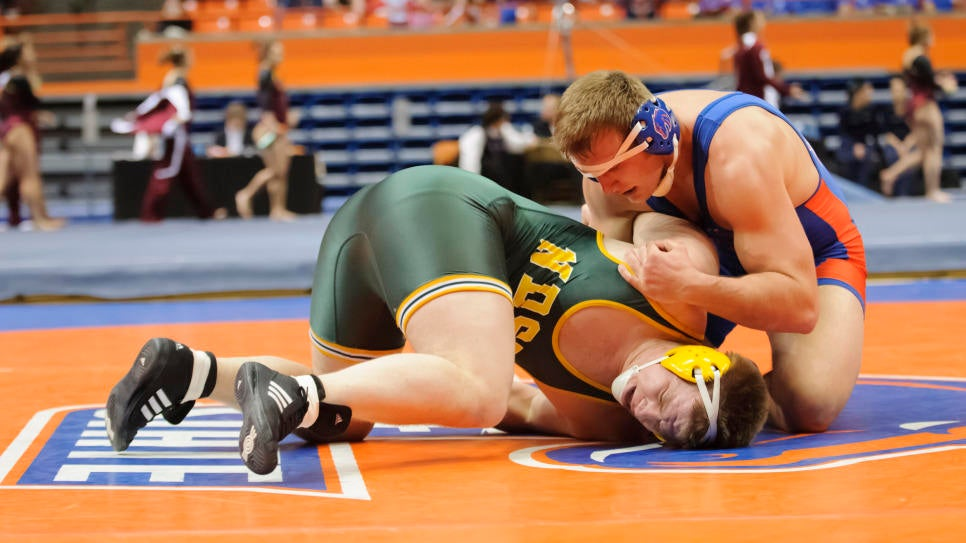 Bronco Weekly: Wrestling