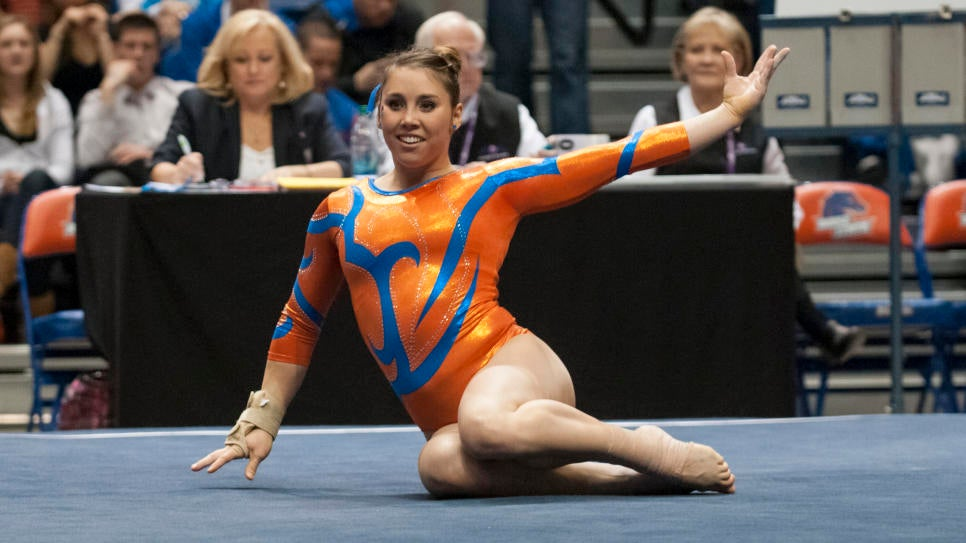 Bronco Weekly: Gymnastics