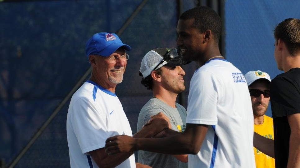 Bronco Weekly: Men's Tennis (Jan. 16)