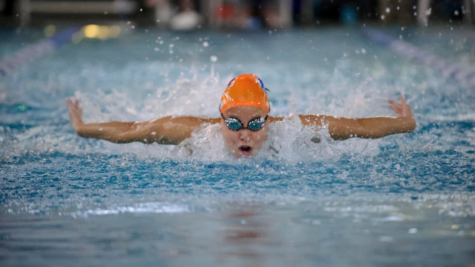 MW Championships: Brittany Aoyama