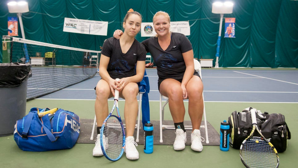 Bronco Weekly: Women's Tennis (Feb. 11)