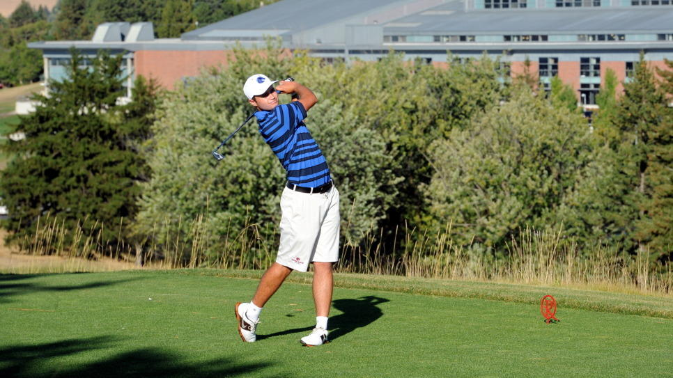 Bronco Weekly - Men's Golf (Feb. 14)
