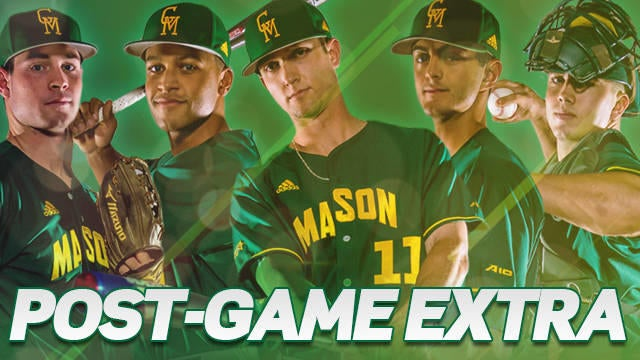 Post-Game Extra, George Mason Baseball vs Saint Louis, A-10 Championship 5/26/18