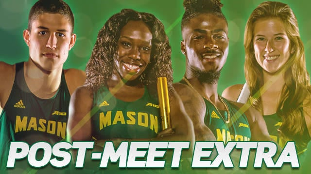 Post-Meet Extra, George Mason Track & Field, A-10 Championship Day 2, 5/6/18