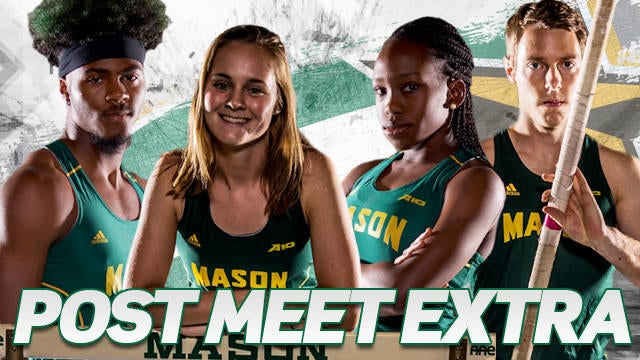 Post Meet Extra, Mason A-10 Indoor Track & Field Championships, Day Two, 2/19/17