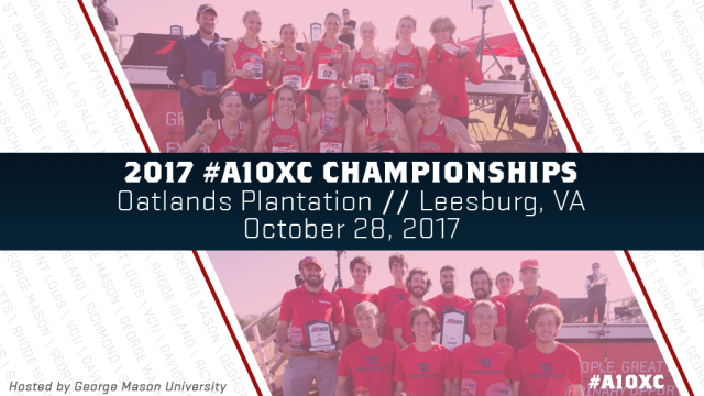 #A10XC Championship Replay: 2017 Men's and Women's XC Championships